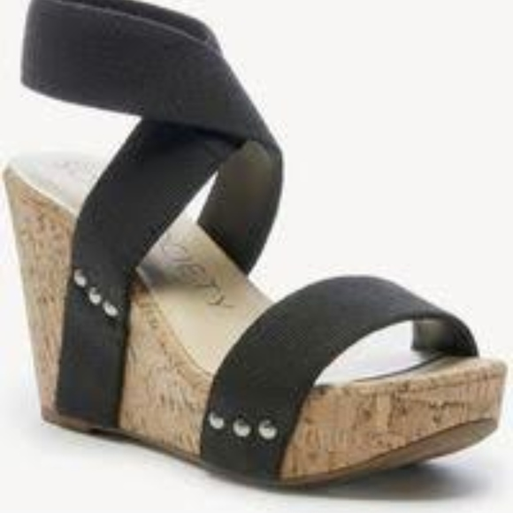 10d04d5557 Sole Society Shoes | Nwt Style Analisa Wedges | Poshmark